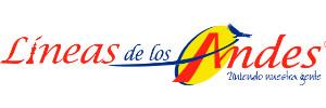 pasajes en micro con la empresa Lineas de los Andes