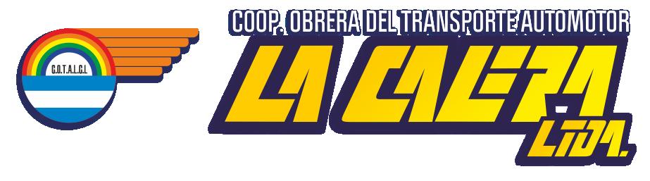 pasajes en micro con la empresa La Calera
